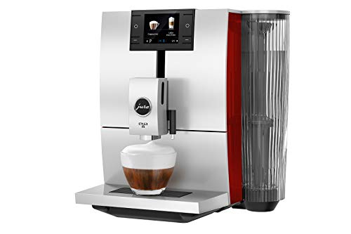 Jura Kaffee-Vollautomat, rot