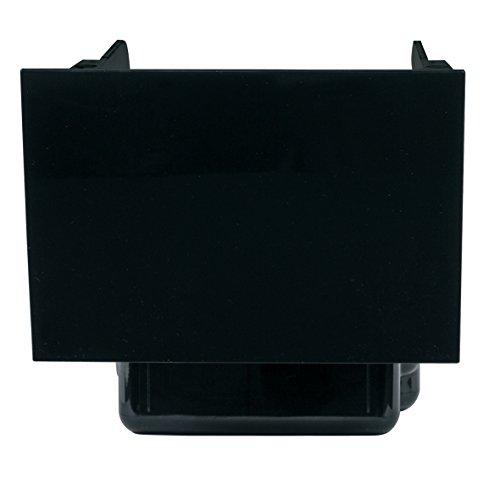 DeLonghi Satzbehälter / Tresterbehälter ECAM schwarz für 22-23-24 Serie