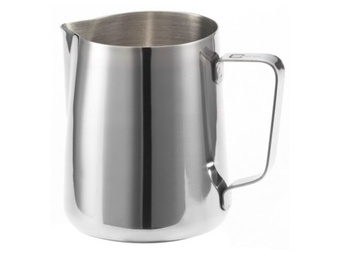 Milchkännchen / Aufschäumkännchen Edelstahl 950ml