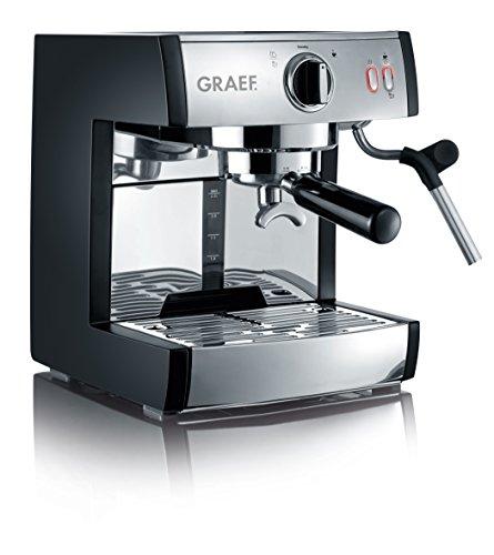 Graef ES702EU Siebträger-Espressomaschine pivalla