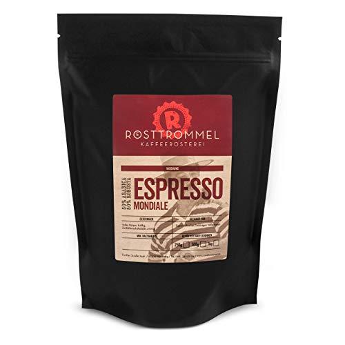 Espressobohnen MONDIALE