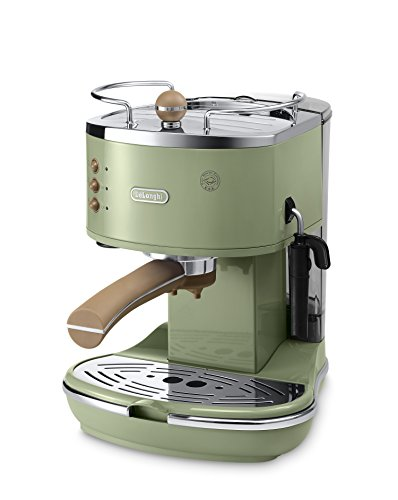 De'Longhi ECOV 311.GR Espresso-Siebträgermaschine