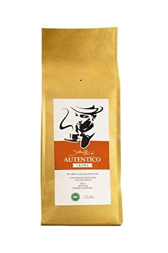 SANTANA AUTÈNTICO Ganze Kaffeebohnen, 1kg