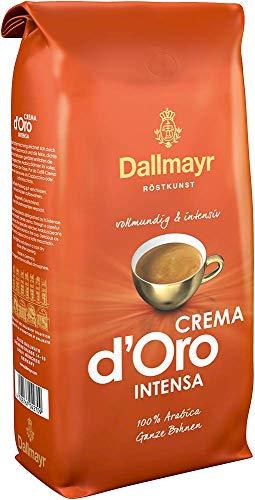 Dallmayr Kaffee Crema d'oro Intensa Kaffeebohnen