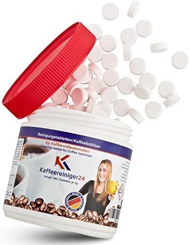 K Kaffeereiniger24 I 200 Reinigungstabletten