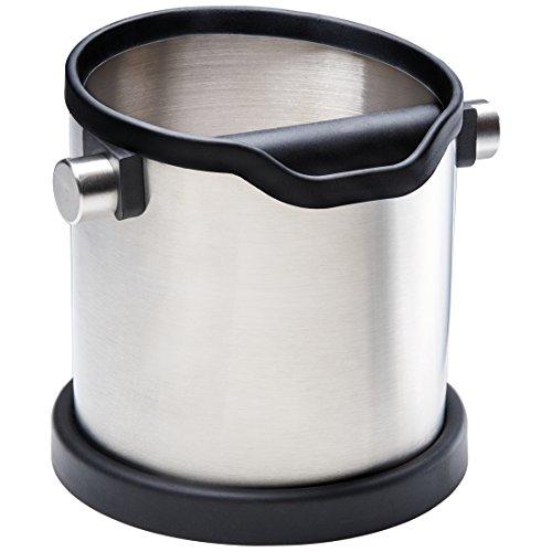 Edelstahl-Abklopfbehälter