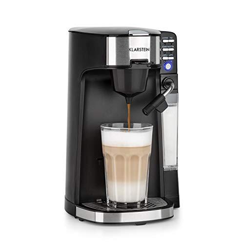 Klarstein Baristomat • 2-in-1 Kaffee-Vollautomat
