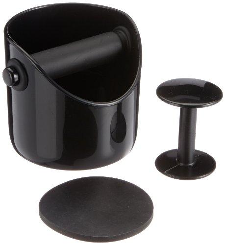 Barista-Set mit Grindenstein Knockbox / Abklopfbehälter