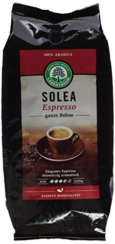 Lebensbaum Bio Espressobohnen Solea, 1er Pack (1 x 1 kg)