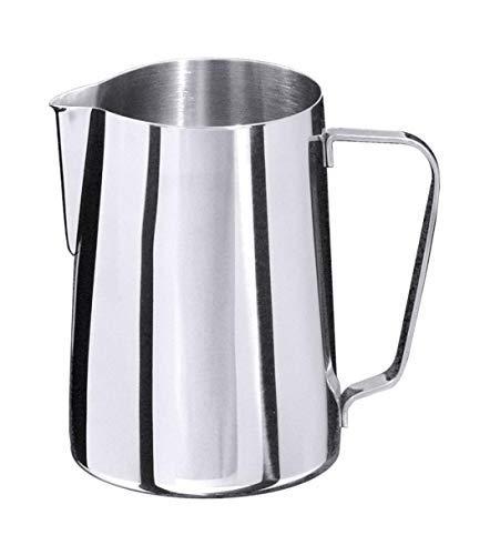 Jarra Milchkännchen/Aufschäumkännchen 0,6 Liter, Edelstahl