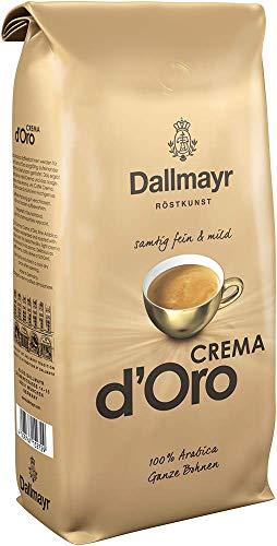 Dallmayr Kaffee Crema d'oro mild und fein