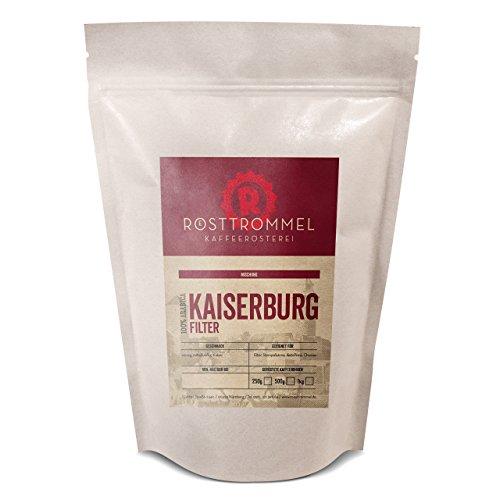 Kaffeebohnen KAISERBURG – Rösterei des Jahres 2017