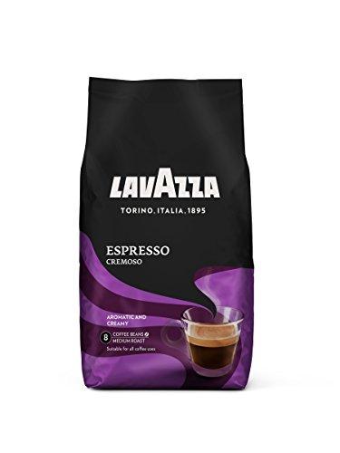 Lavazza Espresso Cremoso, 1er Pack (1 x 1 kg)