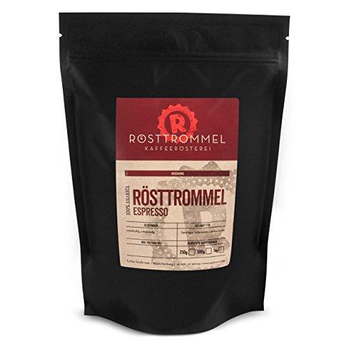 Espressobohnen RÖSTTROMMEL