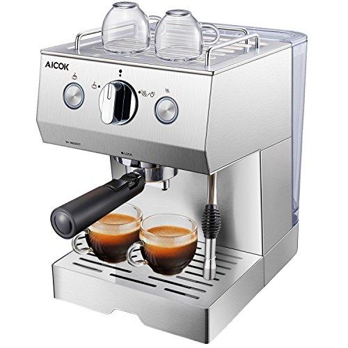 AICOK 15 Bar Espressomaschine