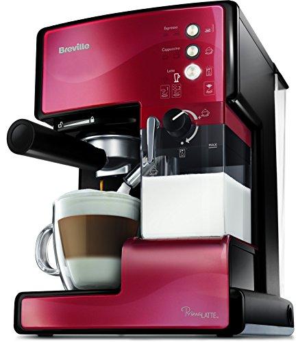 Breville VCF046X PrimaLatte 3 in 1 Kaffeemaschine
