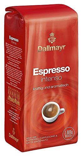 Dallmayr Kaffee Espresso Intenso Kaffeebohnen